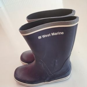 West Marine | Short Cruising Tall Sea Boot